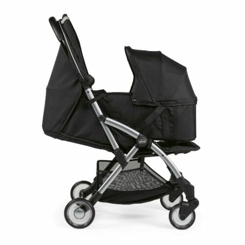 Chicco Goody Stroller Graphite With Bassinet