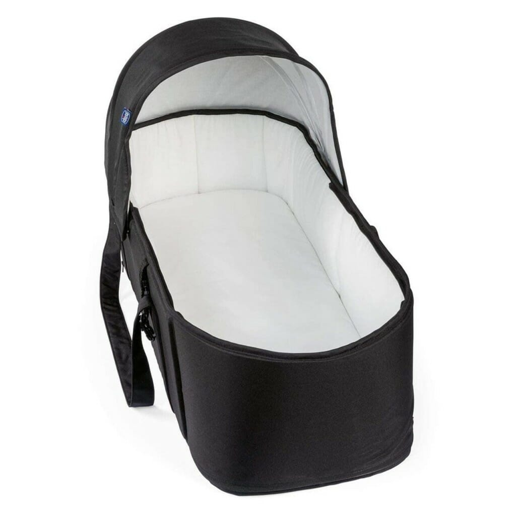Chicco Soft Carry Cot Inside