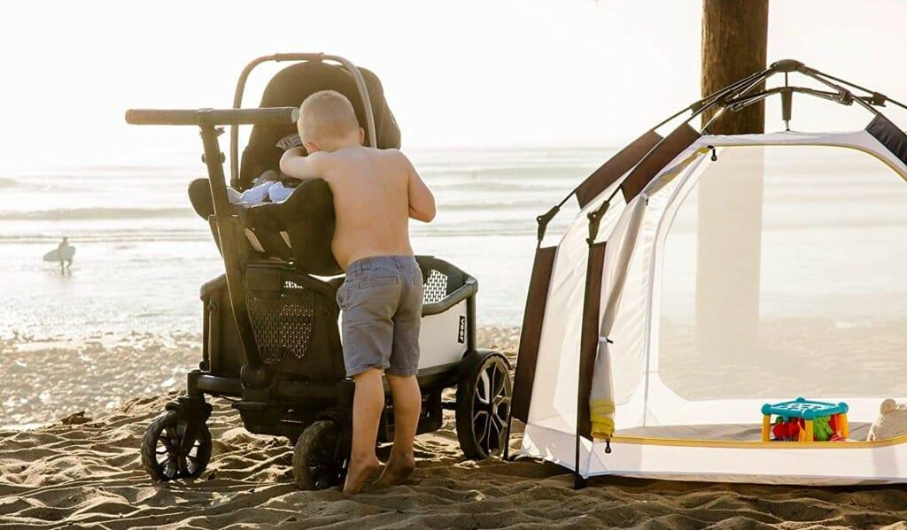Veer Infant Car Seat Adaptors Lifestyle
