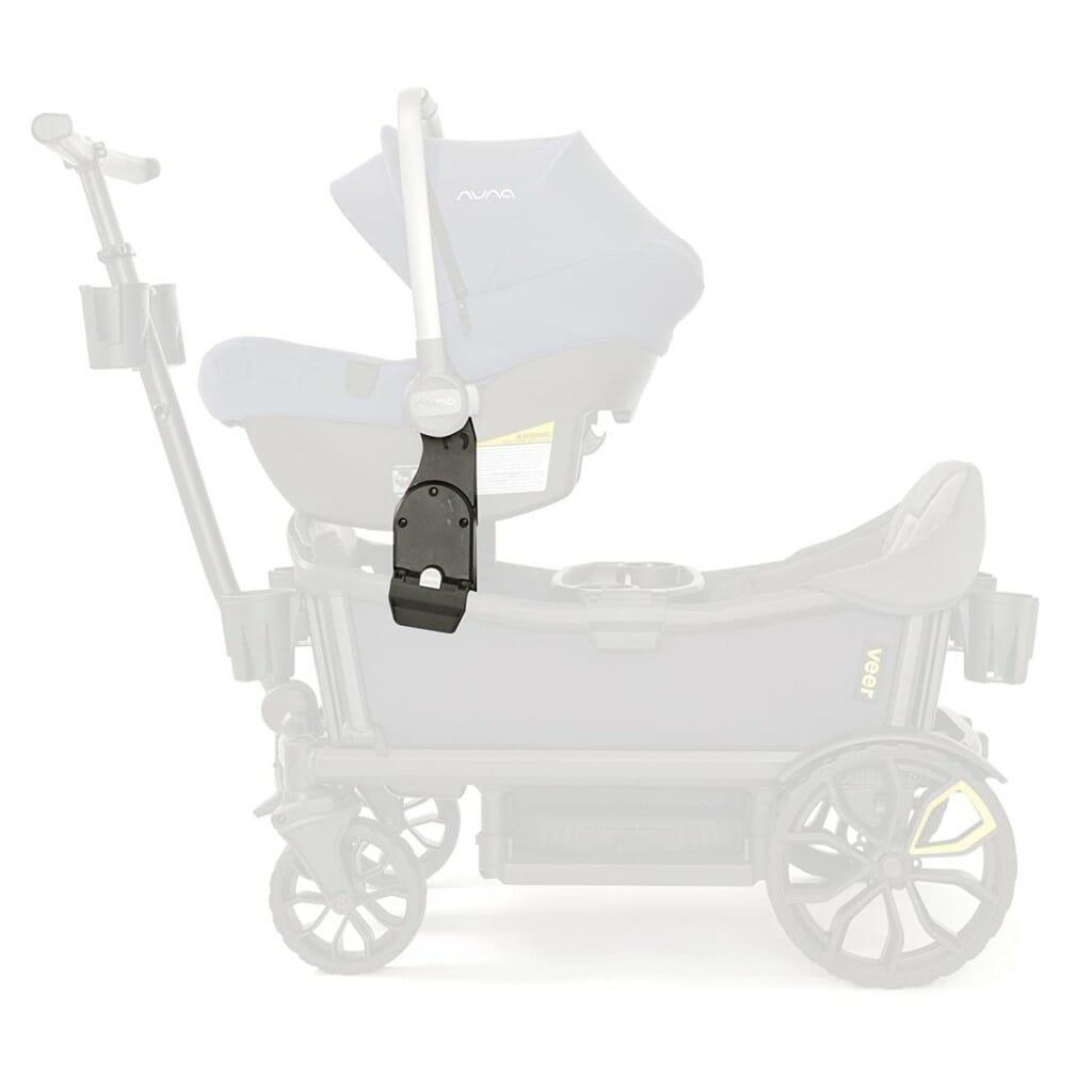 Veer Infant Car Seat Adaptors With Capsule