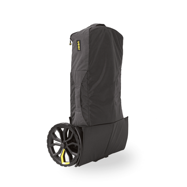 Veer Travel Bag Angle