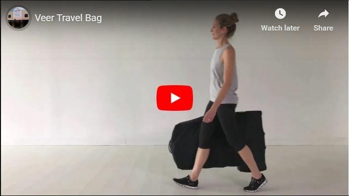Veer Travel Bag Video