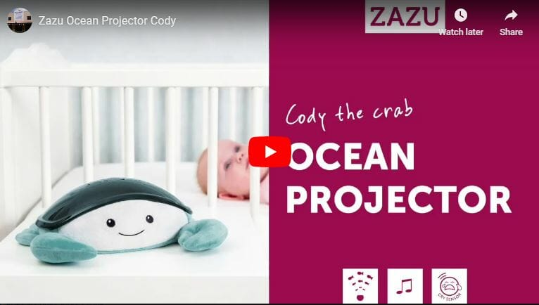 Zazu Ocean Projector Video Thumb