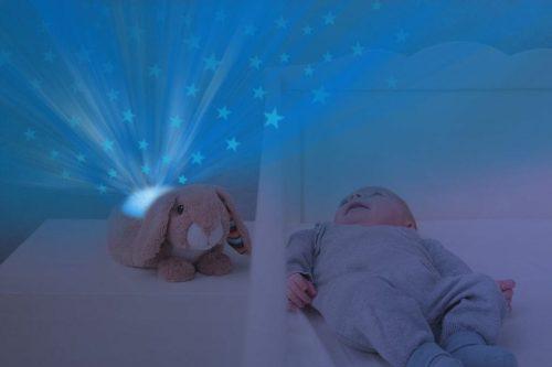 Zazu Star Projector Ruby The Rabbit Lifestyle Blue Light