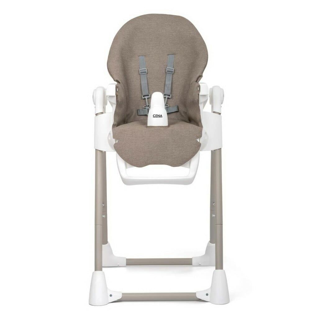 Anstel Cena High Chair Beige Front