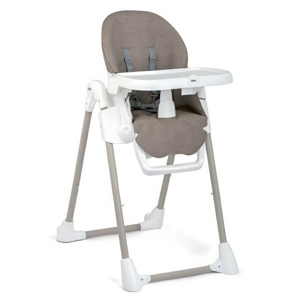 Anstel Cena High Chair Beige