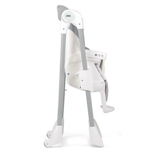 Anstel Cena High Chair Grey Folded