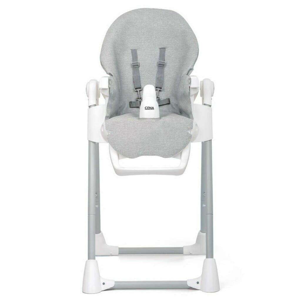 Anstel Cena High Chair Grey Front