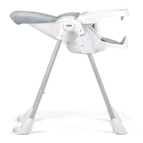 Anstel Cena High Chair Grey Recline