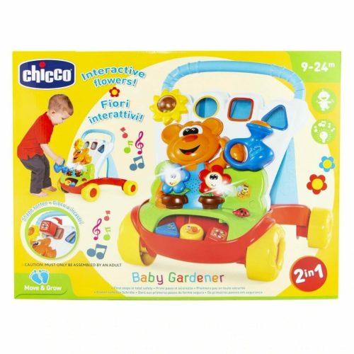Chicco 2 In 1 Baby Gardener Walker Packaging
