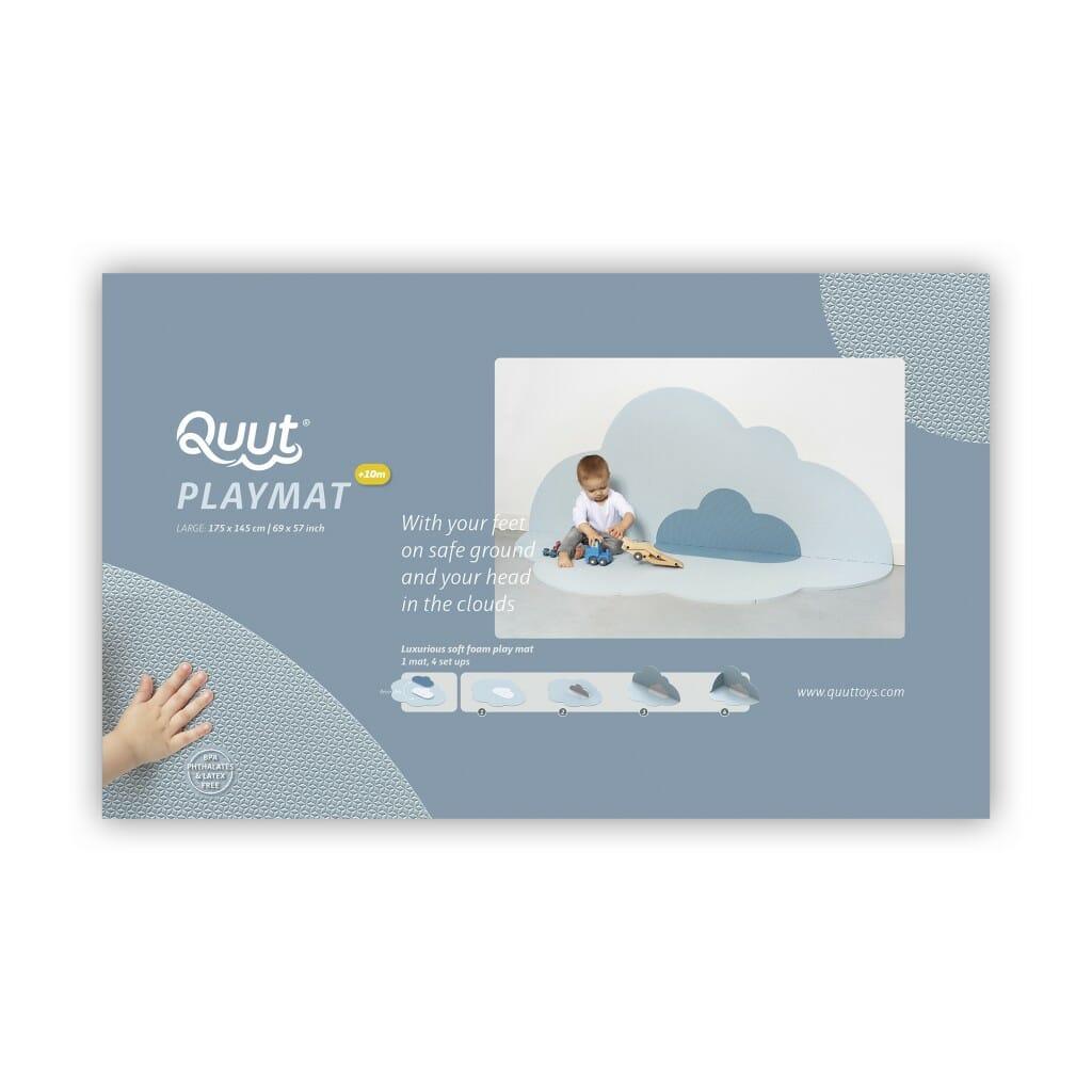Quut Playmat L Blue 00 Packaging