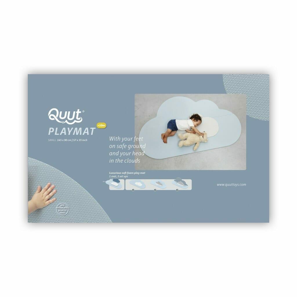 Quut Playmat S Blue 00 Packaging