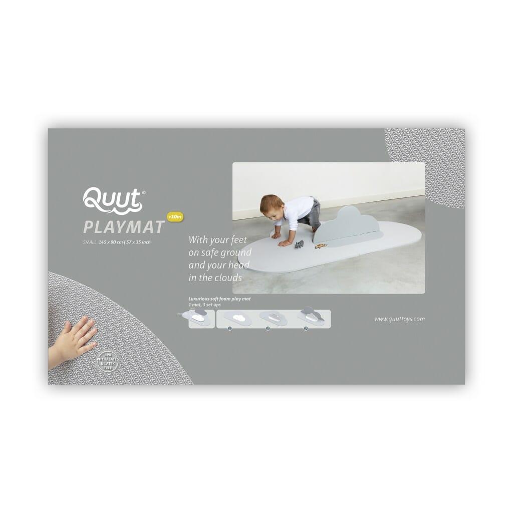 Quut Playmat S Grey 00 Packaging