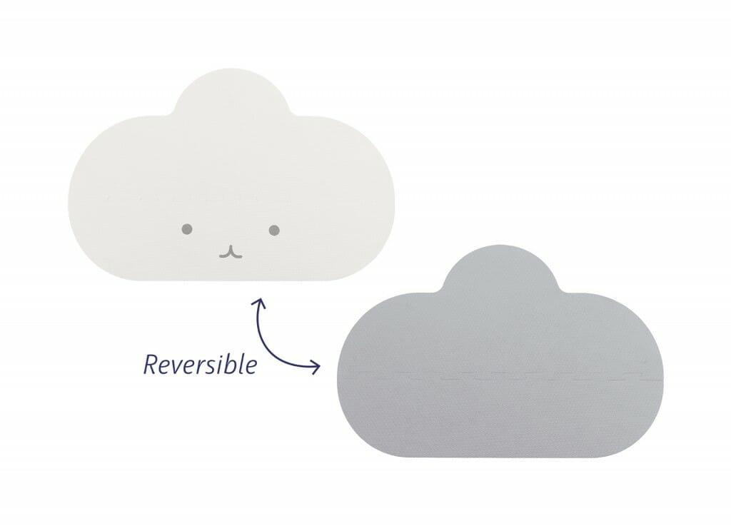 Quut Playmat S Grey 04 Reversible