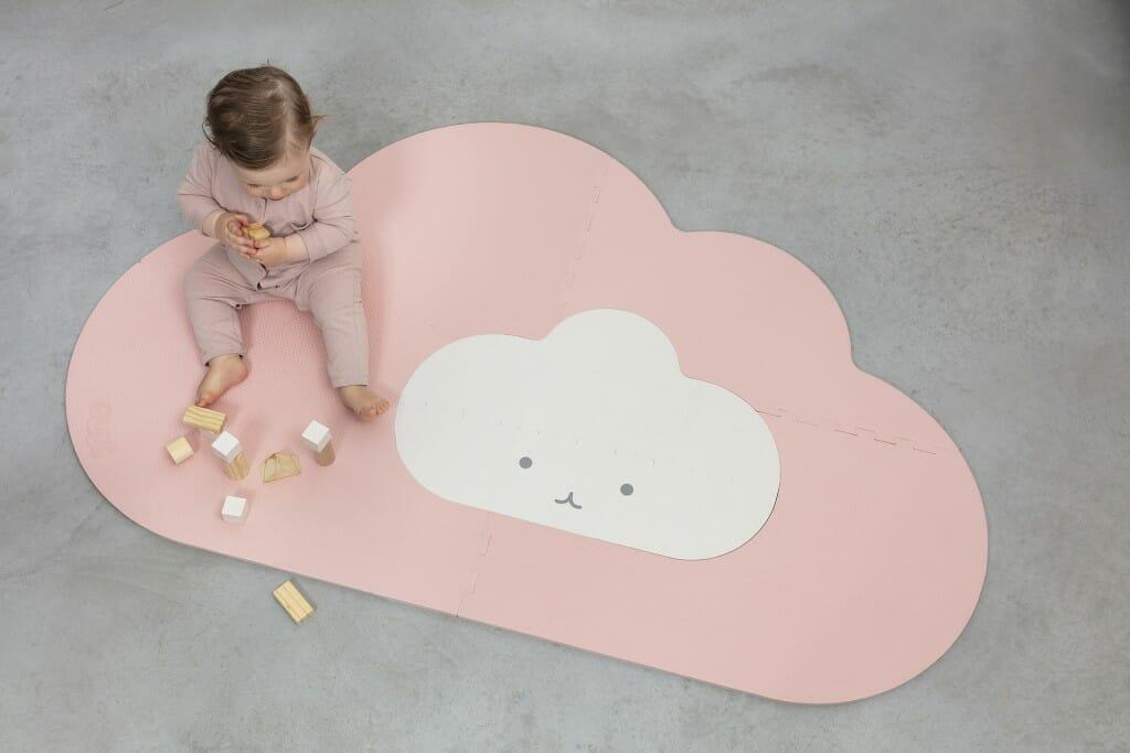 Quut Playmat S Pink 08