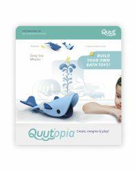 Quutopia Deep Sea Whales 00 Pack Image