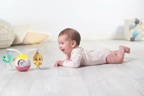 Tiny Love Princess Tales Tummy Time Mobile Entertainer Lifestyle 2