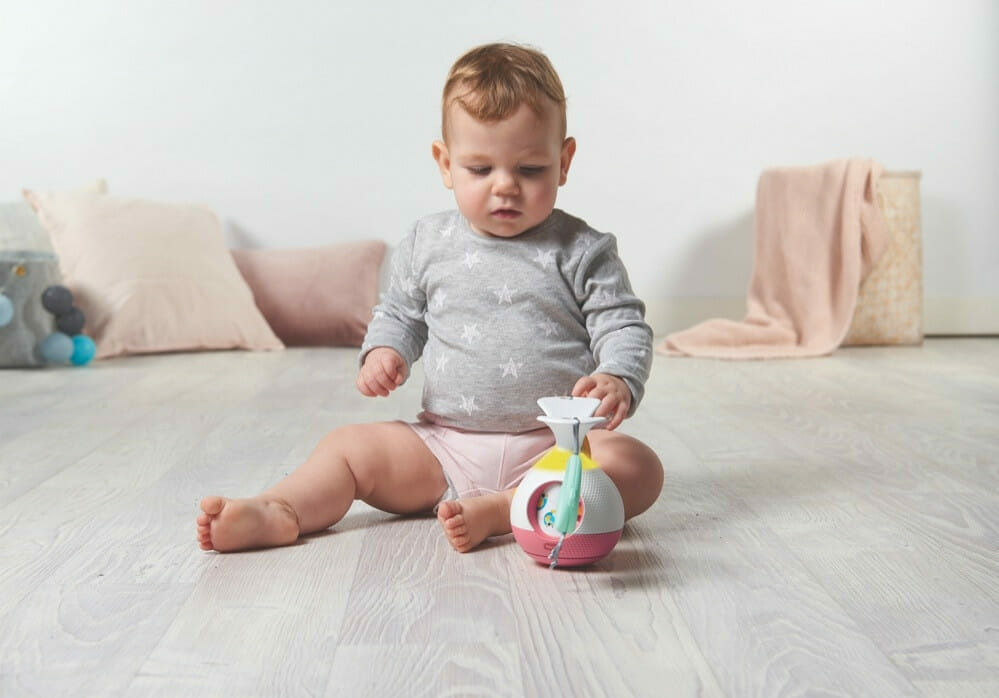 Tiny Love Princess Tales Tummy Time Mobile Entertainer Lifestyle 3