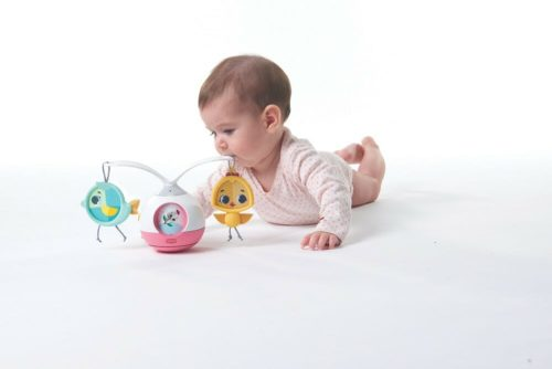 Tiny Love Princess Tales Tummy Time Mobile Entertainer Lifestyle