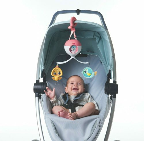 Tiny Love Princess Tales Tummy Time Mobile Entertainer In Pram