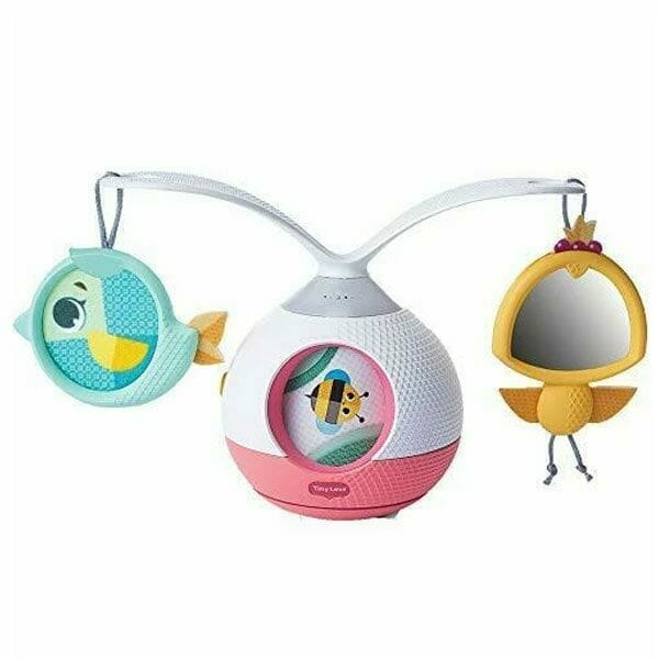 Tiny Love Princess Tales Tummy Time Mobile Entertainer