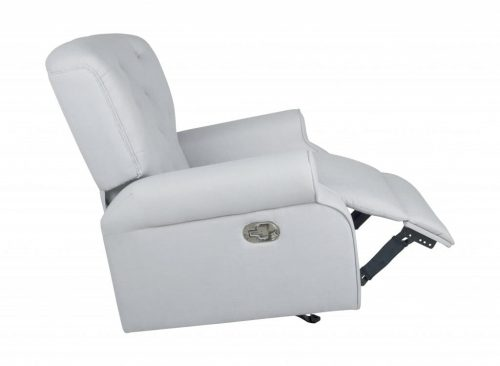 Bebe Care Chester Rocking Chair Silver(side Leg)