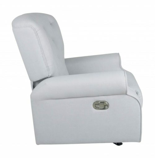 Bebe Care Chester Rocking Chair Silver(side R)