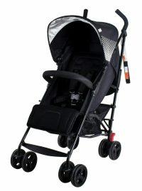 Bebe Care Mira Dlx Stroller Black