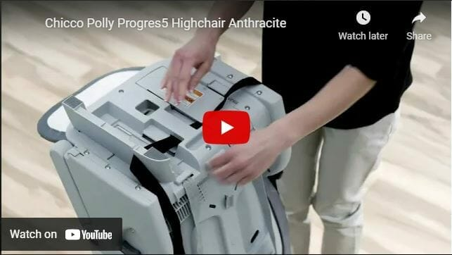 Chicco Polly Progres5 Highchair Video Thumb