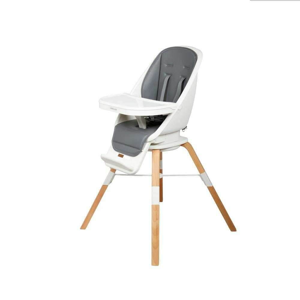 Childcare Cloud 360 High Chair Angle