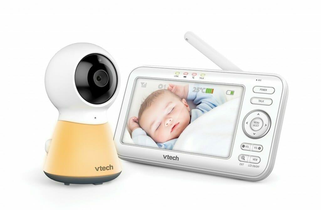 Vtech Bm5200 Full Colour Video And Audio Monitor Hero