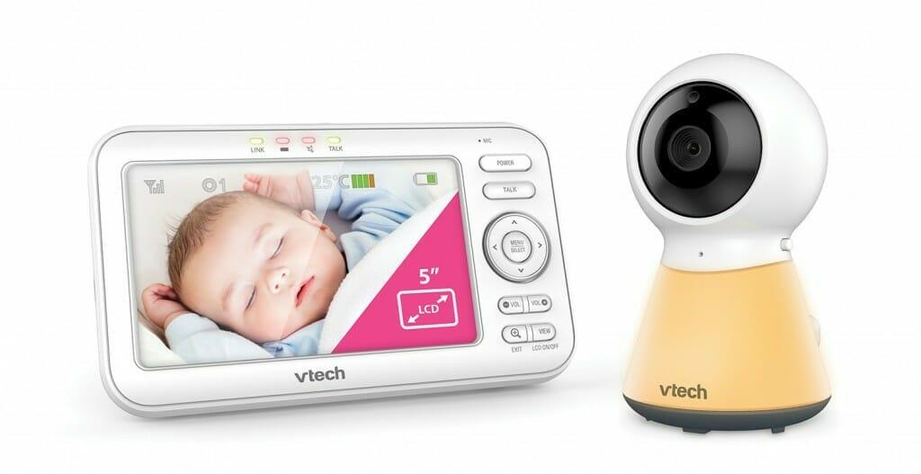 Vtech Bm5200 Full Colour Video And Audio Monitor
