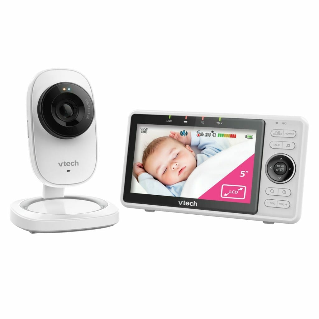 Vtech Rm5752 Hd Video Monitor With Remote Access
