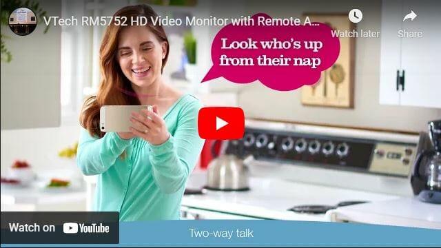 Vtech Rm5752 Video