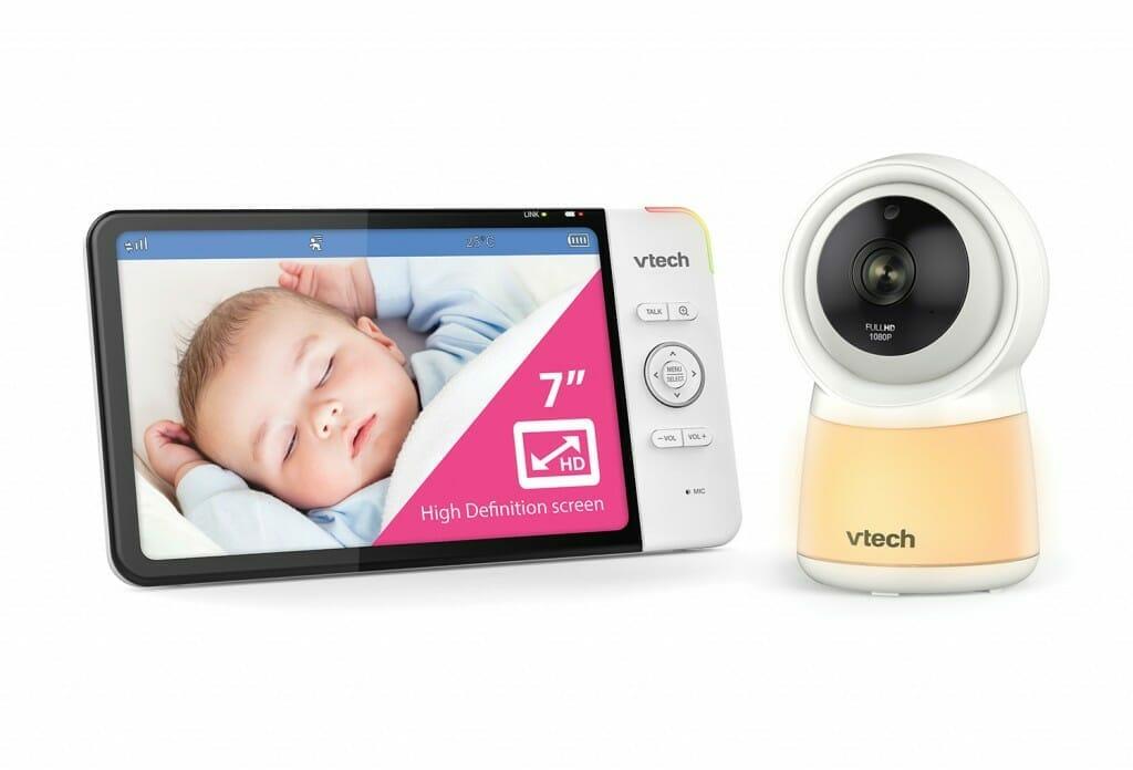 Vtech Rm7754hd Video Baby Monitor
