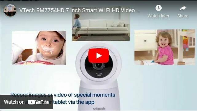 Vtech Rm7754hd Video