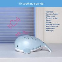 Vtech St5100 Safe & Sound Storytelling Soother 1 Soothing Sounds