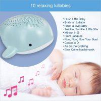 Vtech St5100 Safe & Sound Storytelling Soother 10 Lullabies