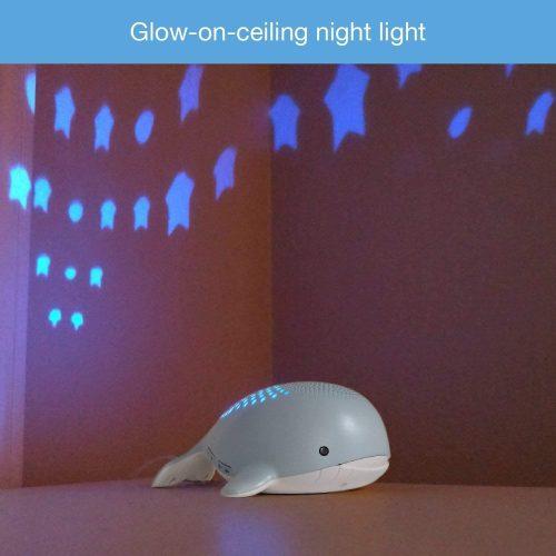 Vtech St5100 Safe & Sound Storytelling Soother Night Light Projection