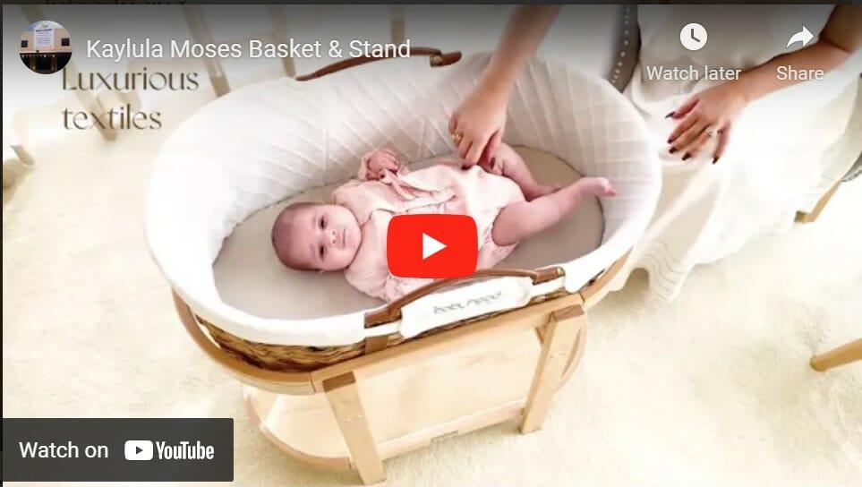 Kaylula Moses Basket Video