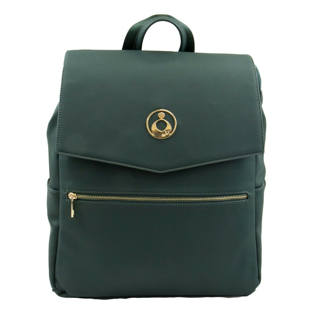 Isoki Hartley Backpack Forest Front