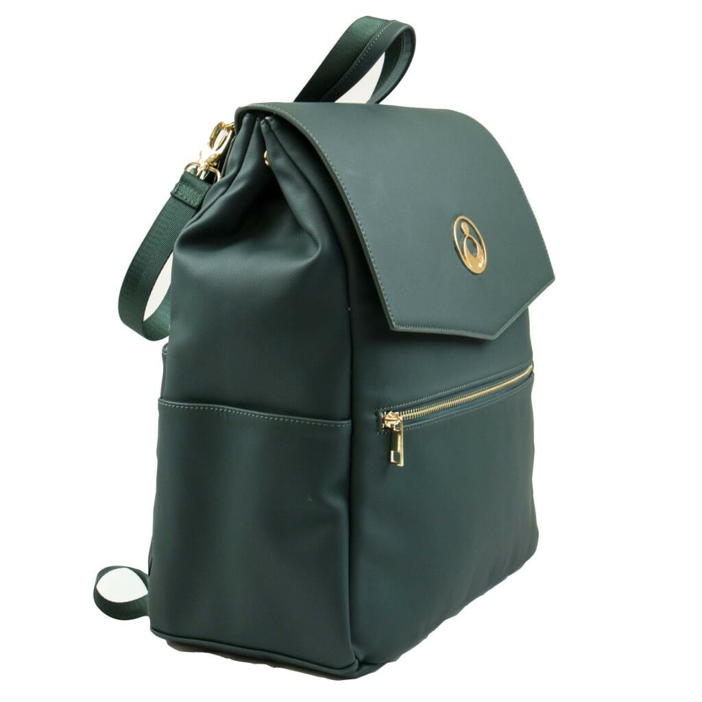 Isoki Hartley Backpack Forest Other Side