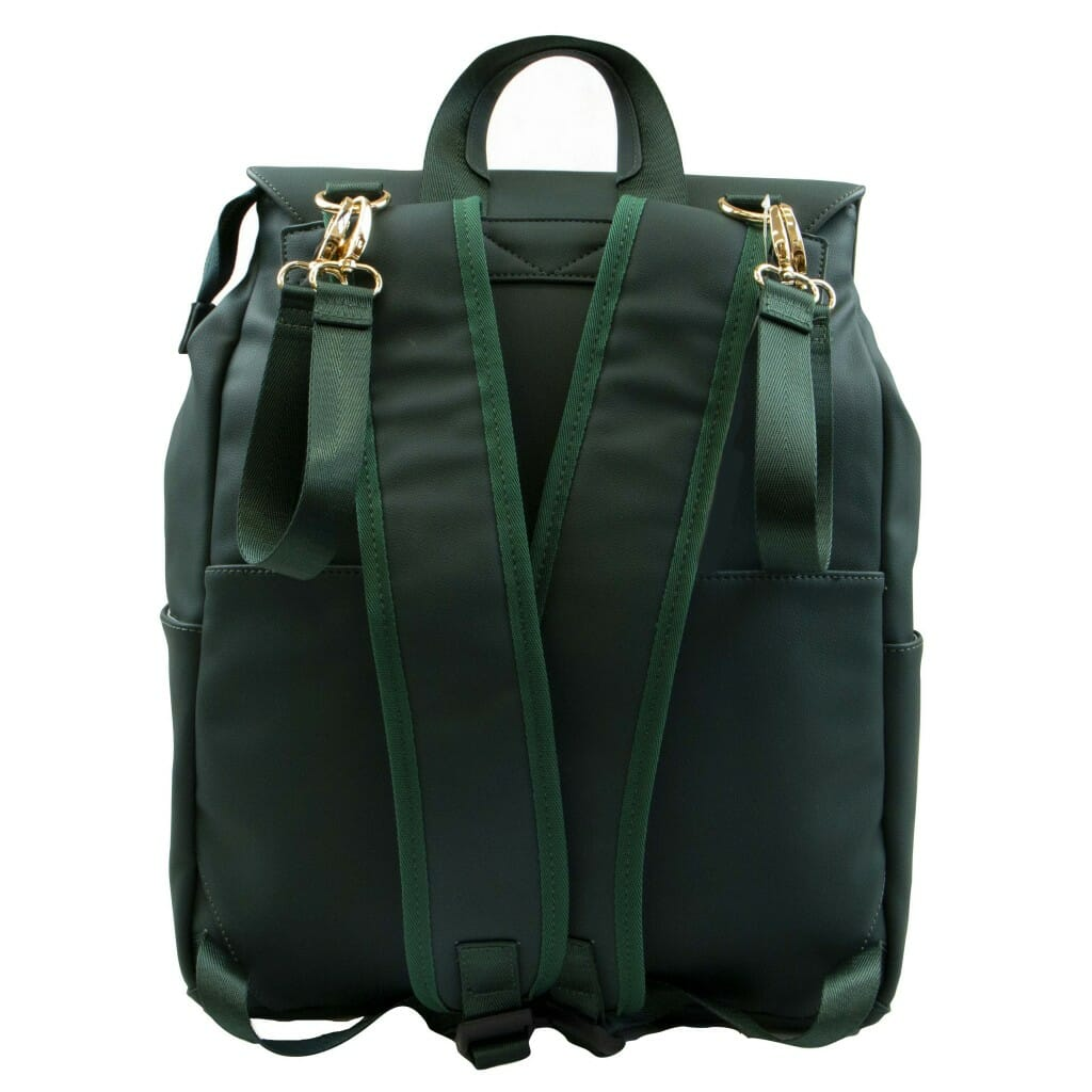Isoki Hartley Backpack Forest Rear