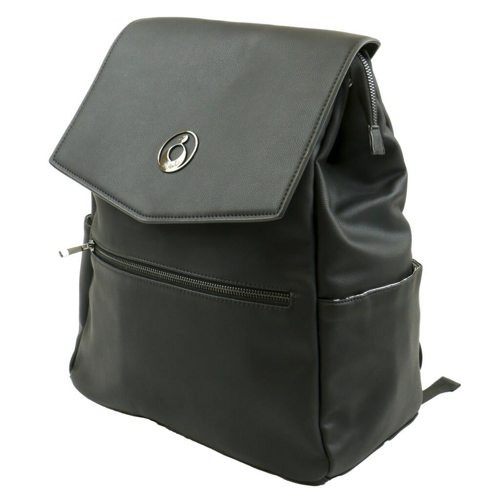 Isoki Hartley Backpack Onyx Angle