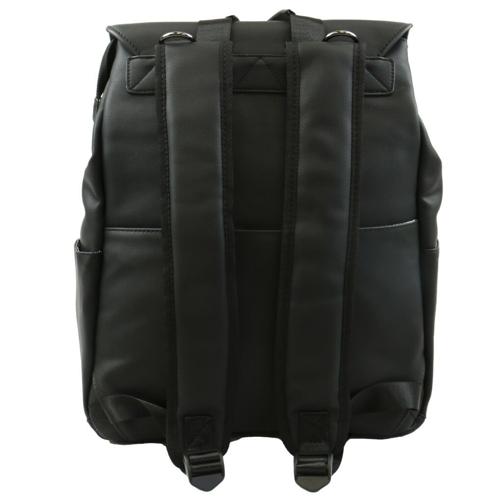 Isoki Hartley Backpack Onyx Rear