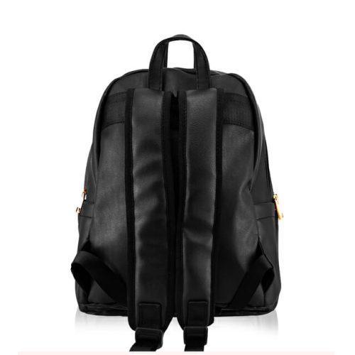 Isoki Marlo Backpack Ebony Rear