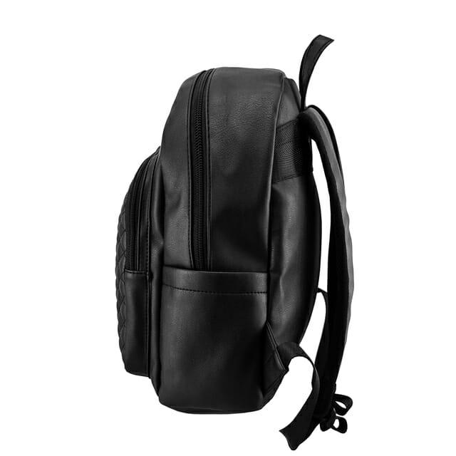 Isoki Marlo Backpack Ebony Side