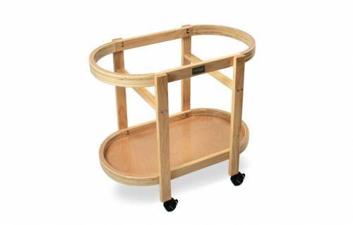 Kaylula Moses Basket Stand Stand