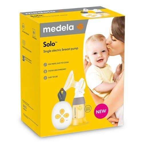 Medela Solo Packaging