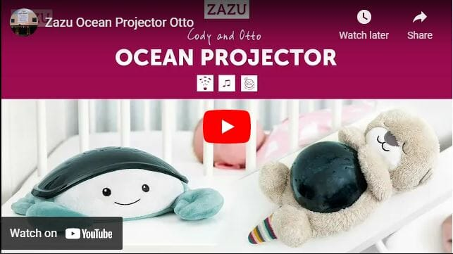 Zazu Ocean Projector Otto Video Thumb